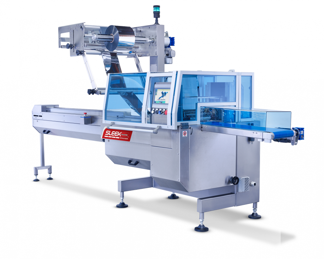 fruit and vegetable wrapping machine