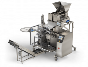 wicket pouch filling machine